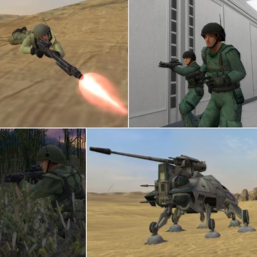 Sinyan War Side Mod