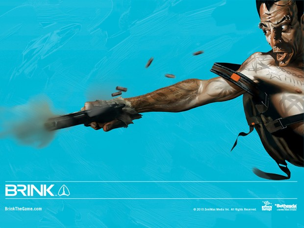 Brink Wallpaper Pack 1