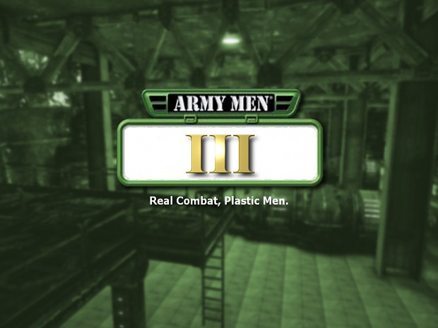 Army Men III Alpha Version 1.0