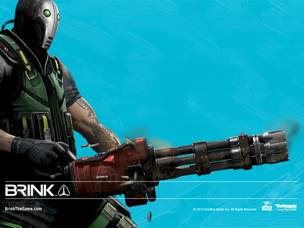 Brink Wallpaper Pack 4