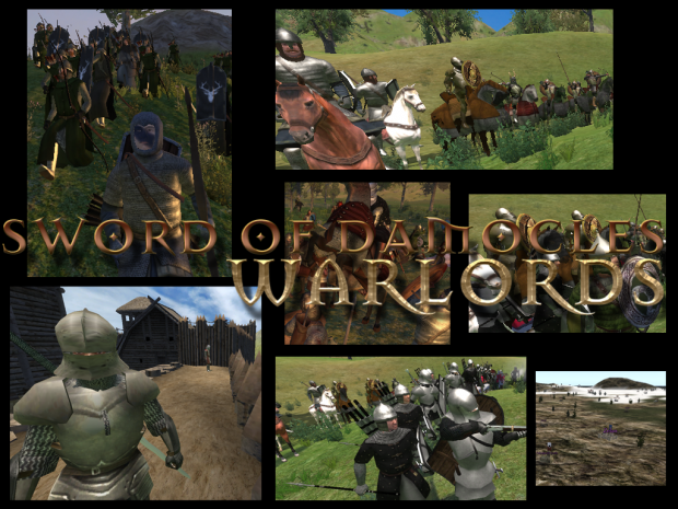 Sword of Damocles: Warlords (TC) v3.92 Full