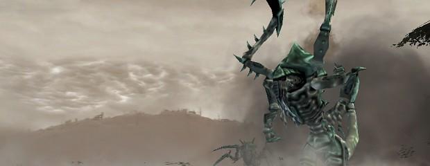 Tyranid Mod v0.5b1 for Soulstorm