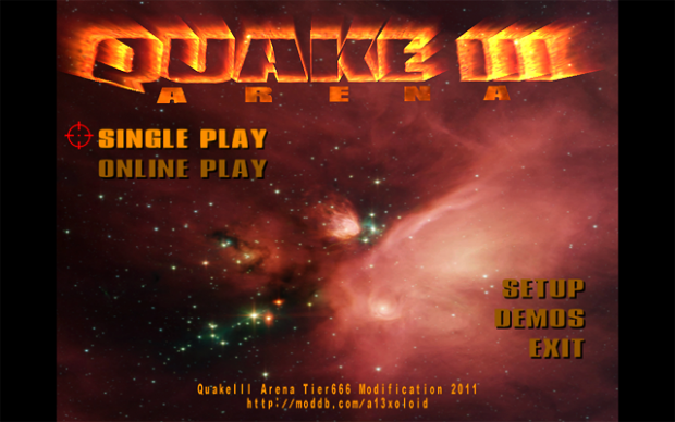 Quake3 Arena Tier666 Mod 2011 Full