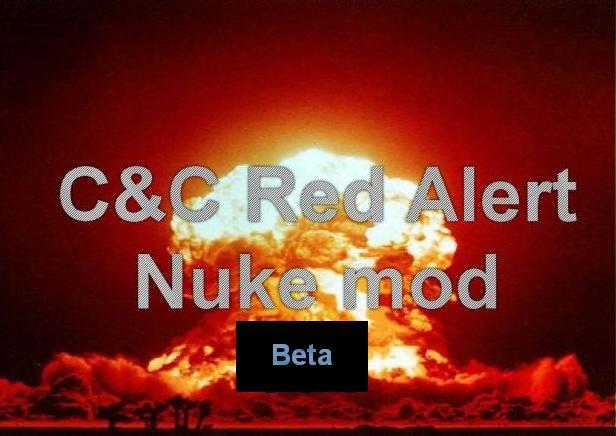 Red Alert Nuke Mod 1.4