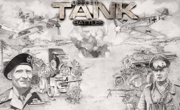 Desert Tank Battle 1.0 ( SP and COOP)