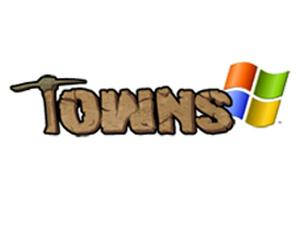 Towns 0.38.1 trial for Windows