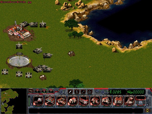 Dominion: Storm Over Gift 3 beta v1.1