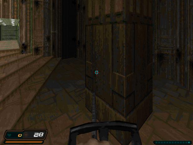 Ultimate Doom 3 mod for Doom 2