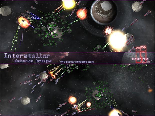 Interstellar defence troops v - 1.08