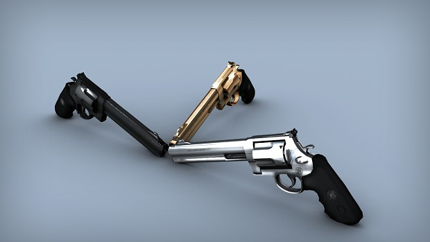 Smith & Wesson Model .500