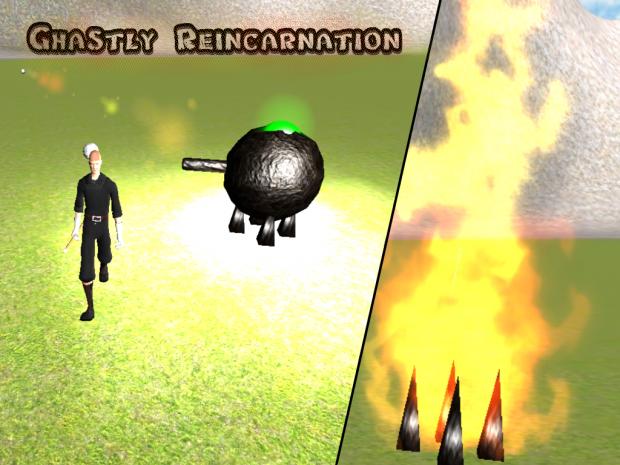 Ghastly Reincarnation BETA Release 0.1