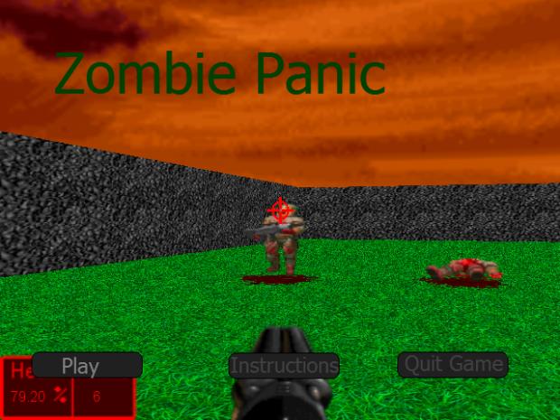 Zombie Panic Original