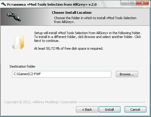 Mod Tools Selection from AllGrey v.2.0
