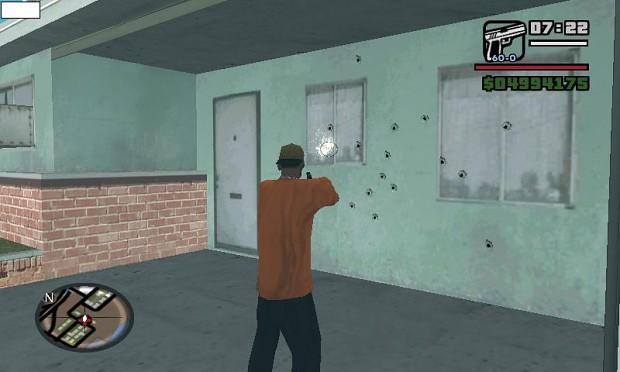 Furo dos tiros