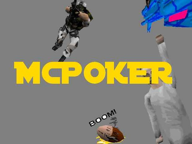 Mission MCPOKER FULL