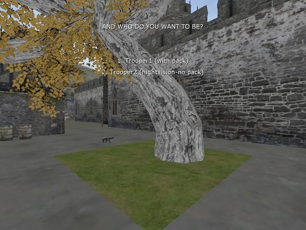 Battlefield 3D de_castel