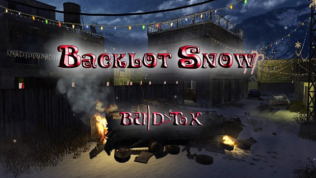 Backlot Snow