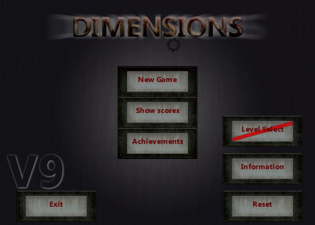 Dimensions - V9