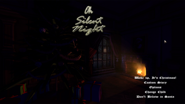 "An Amnesia: TDD Christmas TC, ""Oh Silent Night"""