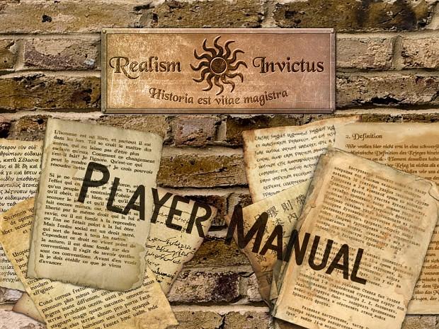 Realism Invictus 3.1 Manual