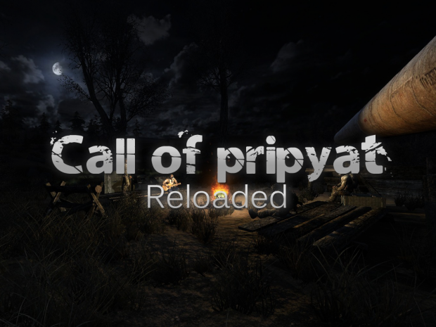Call of Pripyat Reloaded 0.8 [Outdated]