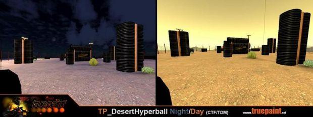 Truepaint Desert Hyperball Map Tour