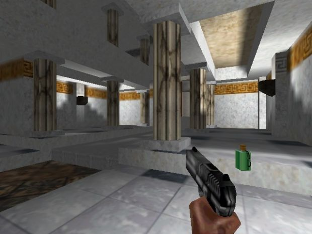 Daikatana 1997 Pre-Alpha