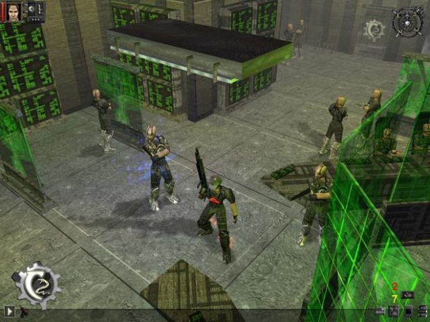 Copperhead : Retaliation for Dungeon Siege