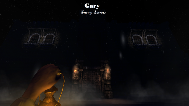 Gary - Snowy Secrets [Version 1.1] NEWEST!