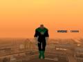 GTA SA kilowog skin mod (green lantern)
