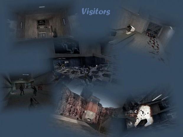 Half-Life: Visitors SETUP (WON)
