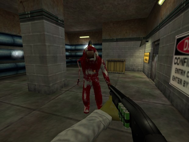 cleansuit zombies for half life