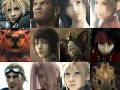 Final Fantasy VII PC Advent Children Avatars!