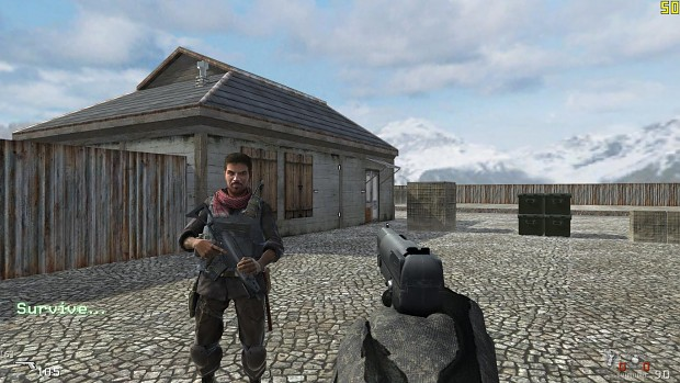 The End of Modern Warfare: V0.1 Alpha Release