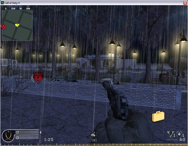 Call of duty Map - City