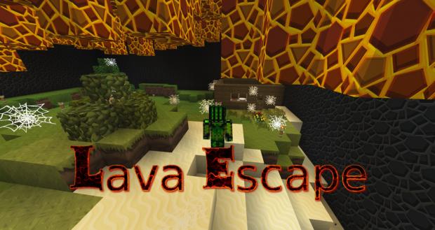 Lava Escape adventure map [Single+Multiplayer]
