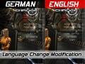 Chrome - Language Changer Modification