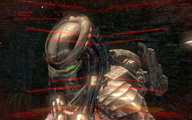 AVP Alien Mask Predator