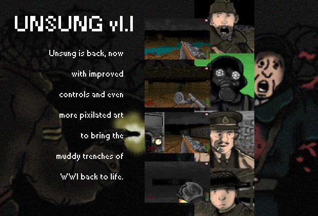 Unsung v1.1 (PC)