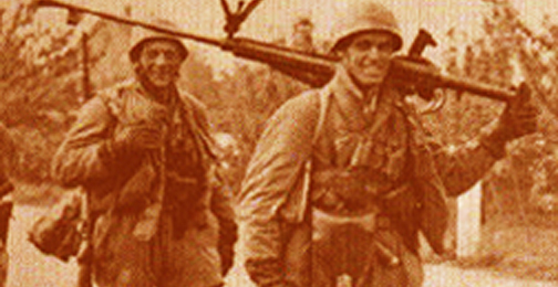 Winter Germans Paratroopers skins