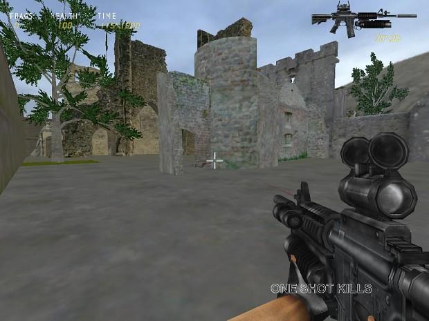 Battlefield 3D de_ruin