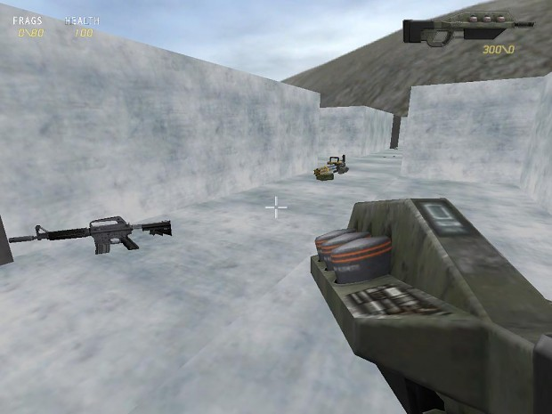 Battlefield 3D fy_iceworld