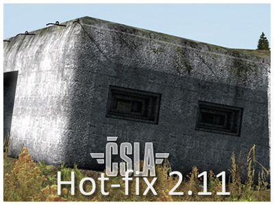 ČSLA for Arma2:Combined Operations - ver. 2.11