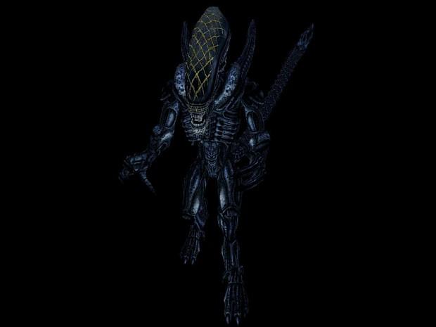 Nethead Alien
