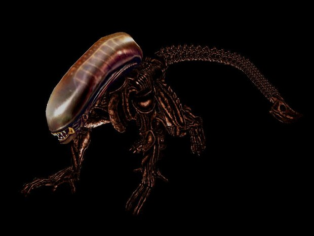 Runner Alien