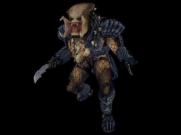 Maskless Predator