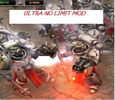 Ultra no limit Mod v. 0.1