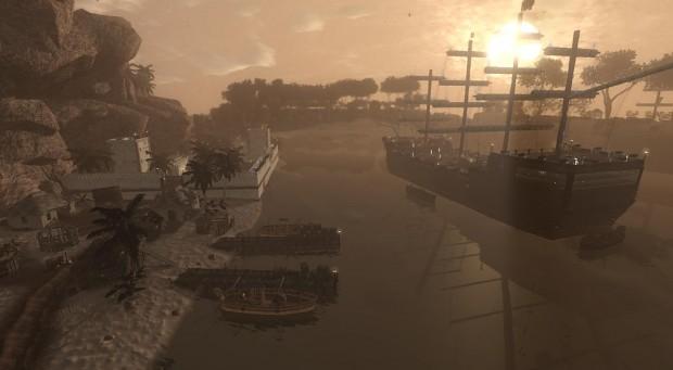 Pirates wars part 1-4