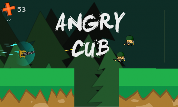 Angry Cub 0.5
