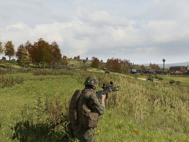 Behind Enemy Lines Version 1.0 Public